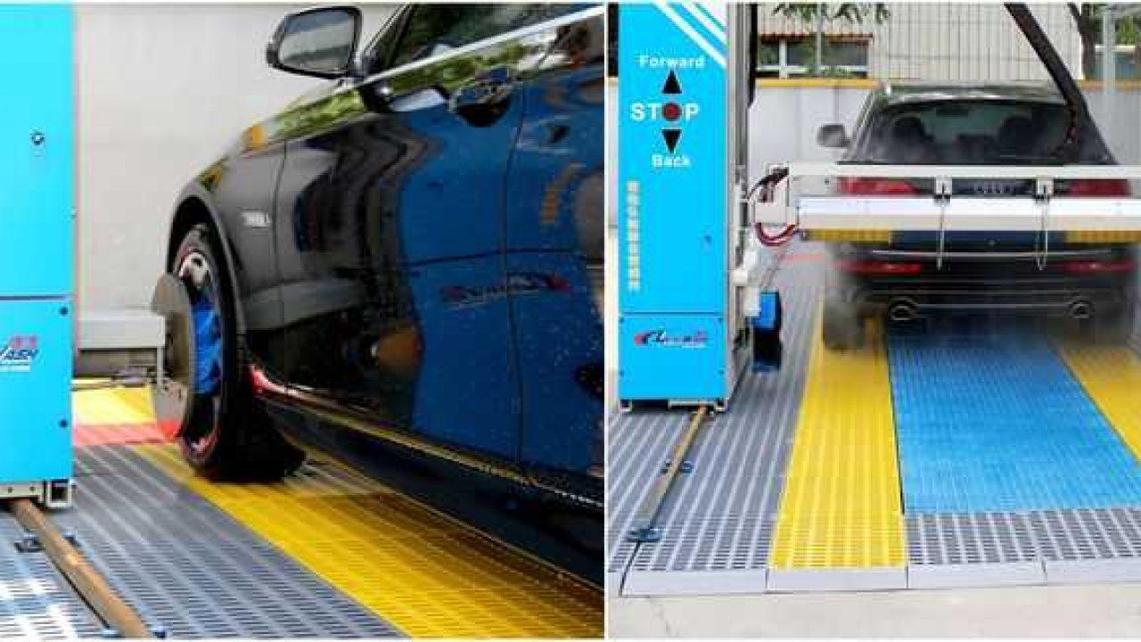 Leisuwash-DG-car-wash-Bi-directional-rotational-wheel-scrubbing